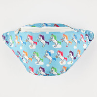 Extreme 80S Unicorn Fanny Pack Multi One Size For Women 26081995701