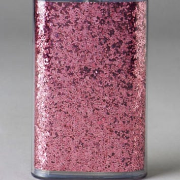 GLITTER FLASK IN PINK