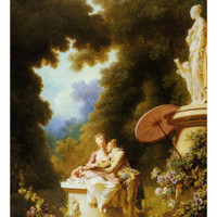 L'Amour-Amitie Posters by Jean-Honoré Fragonard at AllPosters.com
