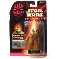 Boss Nass Star Wars Episode I CommTech Collection 3 Action Figure