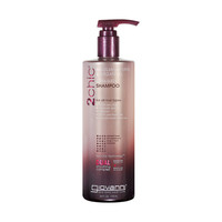 Giovanni 2chic Ultra-Sleek Shampoo - Brazilian Keratin and Argan Oil - 24 oz
