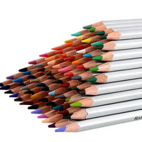 Marco 72PCs Color Pencil High Quality Fine Art Drawing Oil Base Artist Sketching Colored Pencils Pack School Supplies Artist Set Painting