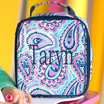Sophie Monogrammed Lunch Box