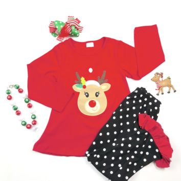 RTS Red Reindeer Set D23