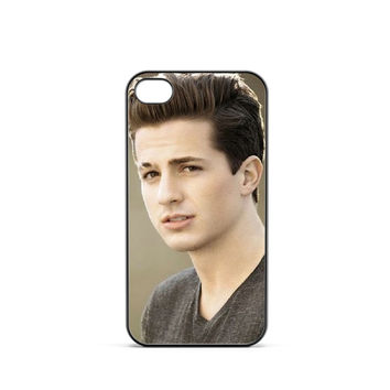 Charlie Puth Bright iPhone 4 / 4s Case