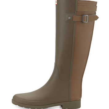 Hunter Original Refined Back-Strap Rainboot
