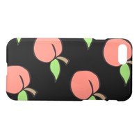 Orange Peach iphone 7 Case