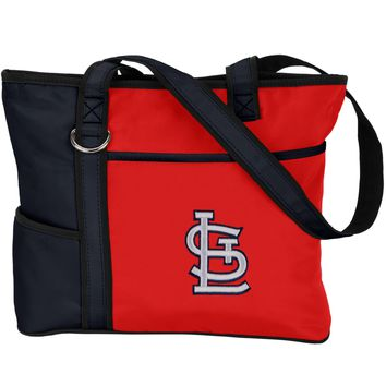 St Louis Cardinals - Logo Carry All Tote