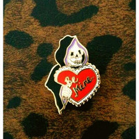 Be Mine pin