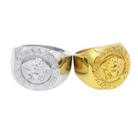 Shiny Gift Jewelry Stylish New Arrival Hip-hop Hot Sale Ring [10737323459]