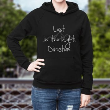 Lost in the Right Direction Sweatshirt