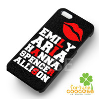 Pretty little liars names -NDA for iPhone 6S case, iPhone 5s case, iPhone 6 case, iPhone 4S, Samsung S6 Edge