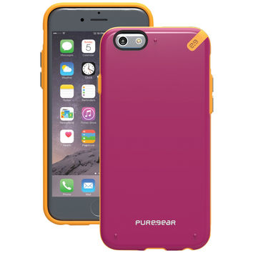 Pure Gear Iphone 6 And 6s Slim Shell Case (sunset Pink)