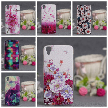 Luxury Soft TPU Phone Case For Alcatel OneTouch Idol 3 Cases 6039 6039A 6039K 6039Y Cover one touch idol3 4.7 '' Silicon Cover