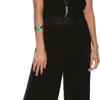 SWELL SUN BLEACHED JUMPSUIT