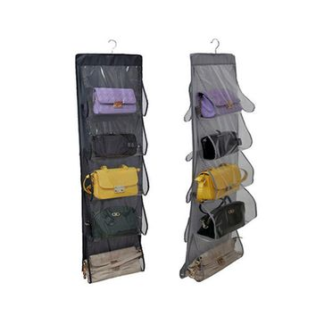 New Closet Door Pockets Finishing Hang Storage Bag