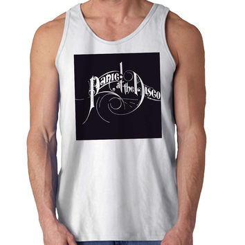 Panic At the Disco For Mens Tank Top and Womens Tank Top *