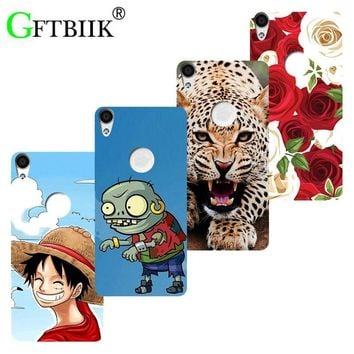 "Super Cartoon Pattern Cover For Alcatel Shine Lite 5080X 5.0"" Soft Silicone Case Despicable Me 2 Painted Game Shell Coque"
