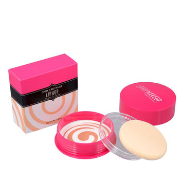 Double Color Face Grooming Shadow Powder
