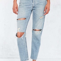 AGOLDE Jaime High-Rise Jean - Slash | Urban Outfitters