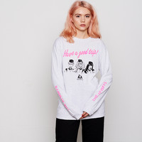 Aymmy in the Batty Girls Cabin Aymmy's Long Sleeve T-shirt - Clothing - New In - Womens
