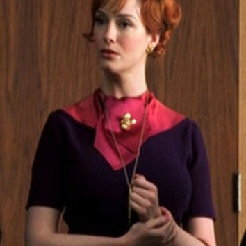 Joan Holloway Wiggle DressMad Men Reproduction by Morningstar84