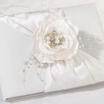 Chic and Shabby Guest Book