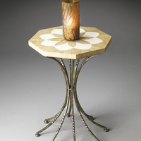 Metalworks Eight Legged Side Table