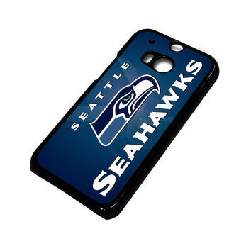 SEATTLE SEAHAWKS HTC One M8 Case Cover