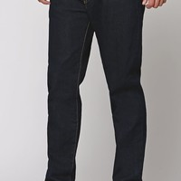 Levi's 501 Customized Tapered Bristol Jeans - Mens Jeans - Blue