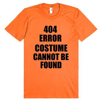 404 Error Costume Not Found