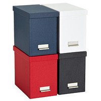 The Container Store  Classic Stockholm Desktop File