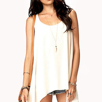 Full Transparency Tunic Tank