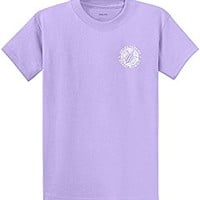 Koloa Surf Hawaiian Honu Turtle Logo Cotton T-Shirts in Regular, Big and Tall