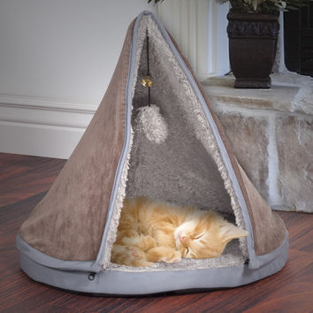 PAW Sleep and Play Teepee Cat Bed