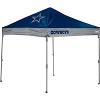 Dallas Cowboys NFL 10' x 10' Straight Leg Shelter