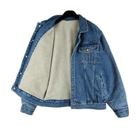 Jacket - Denim classic - Denim jackets - Jackets & Outerwear - Women - Modekungen