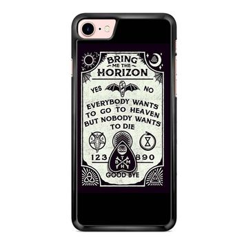 Bring Me The Horizon 1 iPhone 7 Plus Case