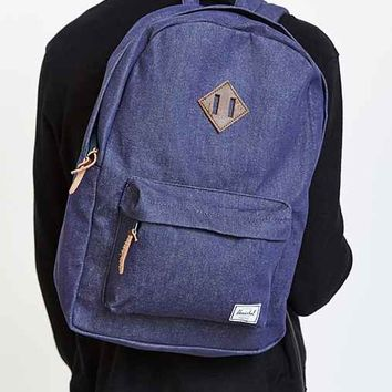 Herschel Supply Co. Heritage Select Denim Bag- Indigo One