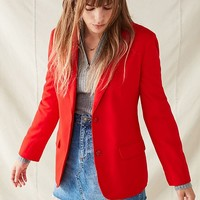 Vintage Wool Blazer | Urban Outfitters