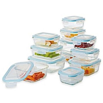 Food Storage - Cookie Jars, Canister Sets & Glass Bowls with Lids