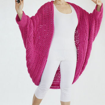 Best Chunky Knit Cardigan Sweater Products on Wanelo