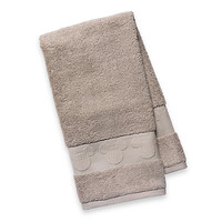 Mickey Mouse Icon Hand Towel - Beige | Disney Store
