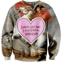 ☮♡ Existential Narcissism Sweater ✞☆