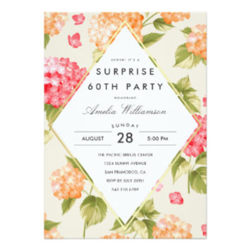 Surprise Party | Pretty Hydrangea