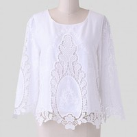 Coventry Lace Blouse