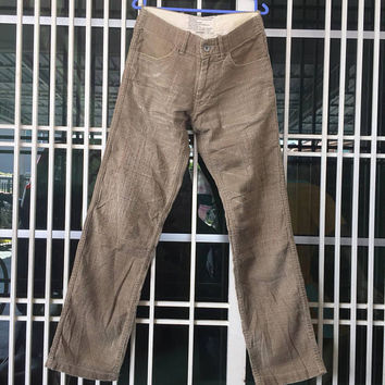 JOHNBULL Garments Men's Peace Uniform Pants / Trousers / Chinos / Khakis Light Brown Colour
