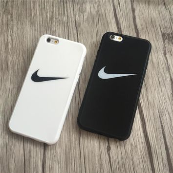 Fashion Nike Hook Iphone 7 Plus & 6 6s  Plus Cover Case