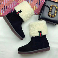 shosouvenir  Gucci Classic short boots of ten thousand years