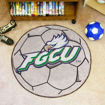 Florida Gulf Coast University Soccer Ball